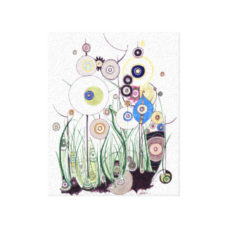 Garden Bramble canvas
