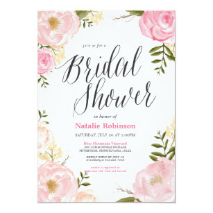 0f044f6fb64 Garden Bridal Shower Invitations