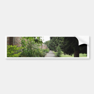 Garden Bumper Sticker