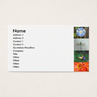 garden business card... business card