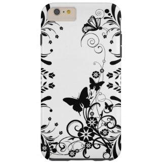 Garden Butterflies iPhone Case Tough iPhone 6 Plus Case