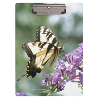 Garden Butterfly Clipboard