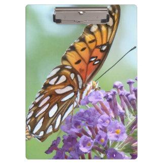 Garden Butterfly Clipboard