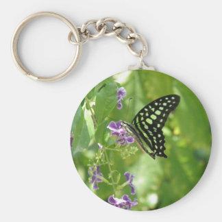 Garden Butterfly Keychain