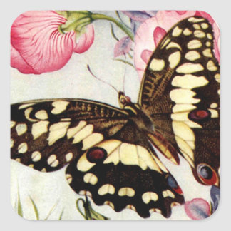 Garden Butterfly - Sticker