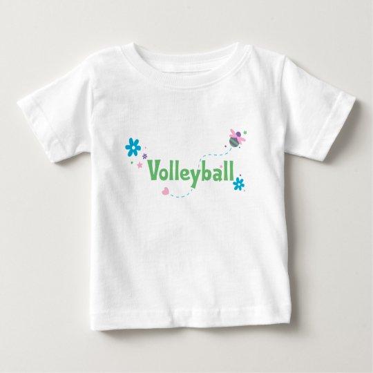 Garden Buzz Volleyball Baby T-Shirt