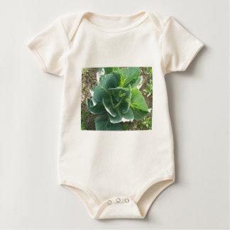 Garden Cabbage Baby Bodysuit