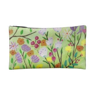 Garden Carryall Makeup Bag