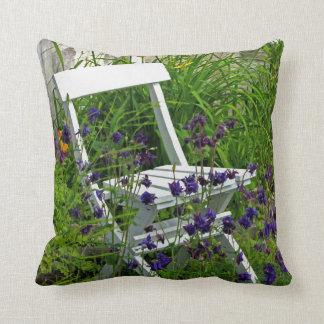 Garden chair pillow