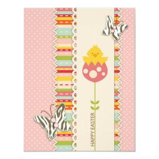 Garden Chick Card A2