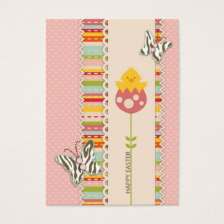 Garden Chick Gift Tag 2