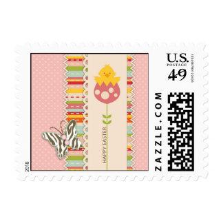 Garden Chick Stamp 2