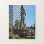 garden chime clock puzzle