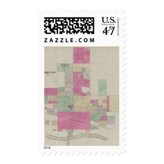 Garden City, Finney County, Kansas Postage