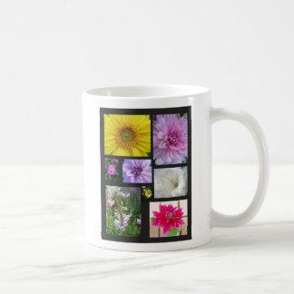 Garden Collage Mug