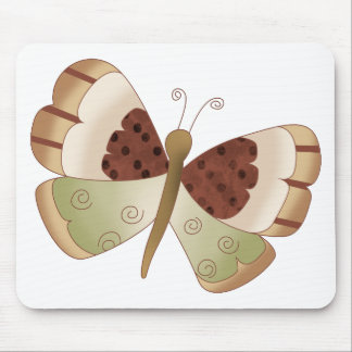 Garden Collection · Butterfly Mouse Pad