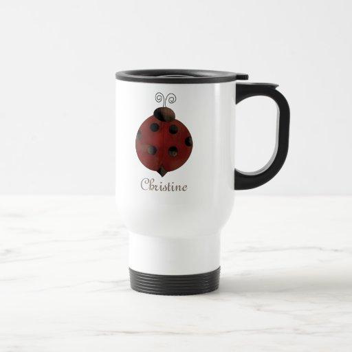 Garden Collection · Ladybug Coffee Mug
