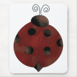 Garden Collection · Ladybug Mouse Pad