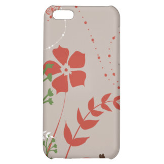 Garden Cover For iPhone 5C