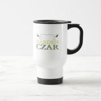 Garden Czar Coffee Mug