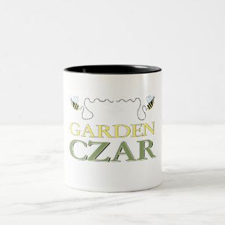 Garden Czar Mug