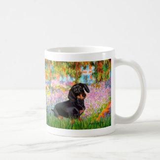 Garden - Dacshund (BT16) Classic White Coffee Mug