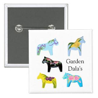Garden Dala's Button