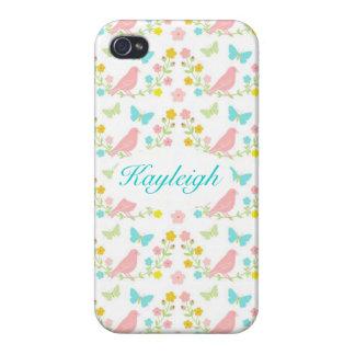 Garden Delight iPhone 4 Covers
