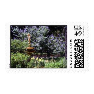 Garden Delight, S Cyr Postage Stamp