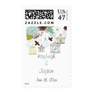 Garden Delight Stamp