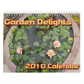 Garden Delights 2010 Calendar