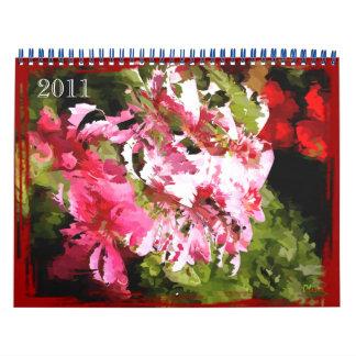 Garden Delights I - 2011 Calendar