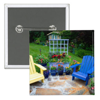 Garden designs in our Garden Sammamish, 4 Pinback Button