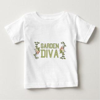 Garden Diva Baby T-Shirt