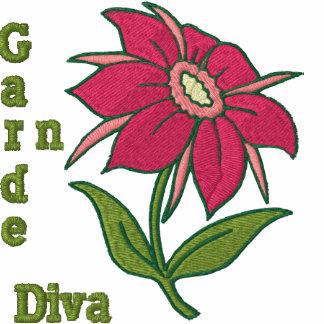 Garden Diva - Pink Flower