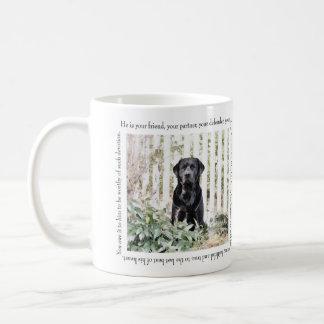 Garden Dog Mug