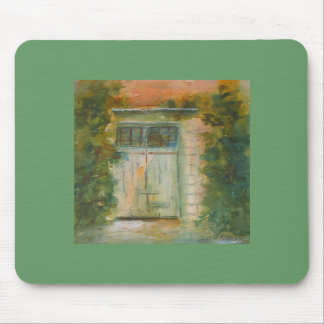 Garden Door Mousepad