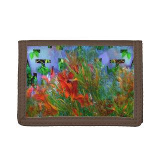 Garden Dream 2 Trifold Wallet