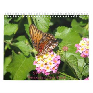 Garden Dreams 2011 Calendar