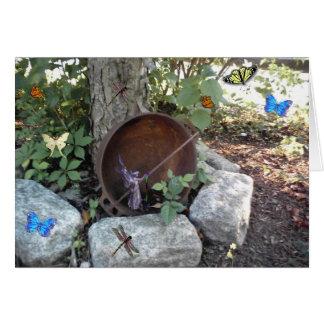Garden Enchantment Card