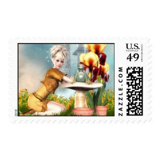 Garden Fae Stamps