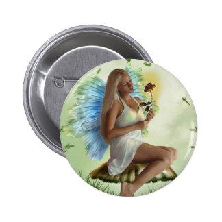 Garden Faery (Button)