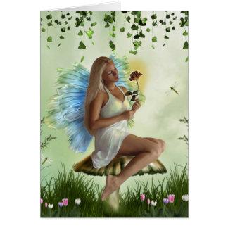 Garden Faery (Card)