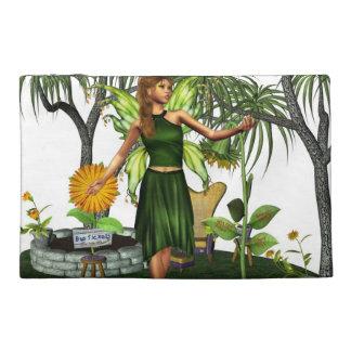 Garden Fairy Travel Accessory Bag