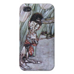 Garden Fairy iPhone 4/4S Case