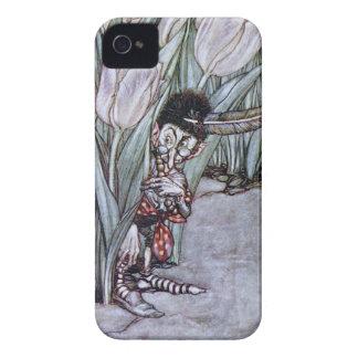 Garden Fairy iPhone 4 Cover