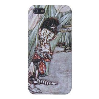 Garden Fairy iPhone SE/5/5s Cover