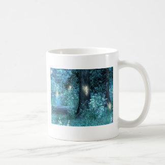 Garden fairy mug