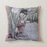 Garden Fairy Pillows