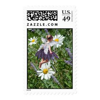 Garden Fairy Stamps